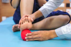 Fyzioterapeutická cvičení Prostějov